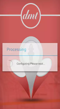 DM Tracker App