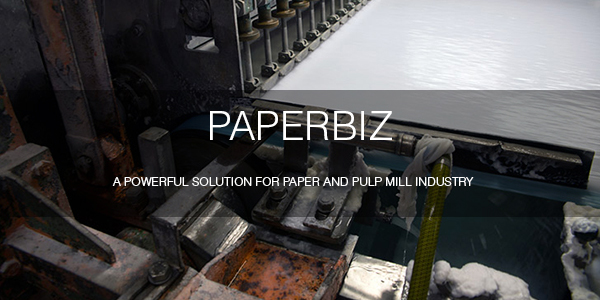Paper Industry Software